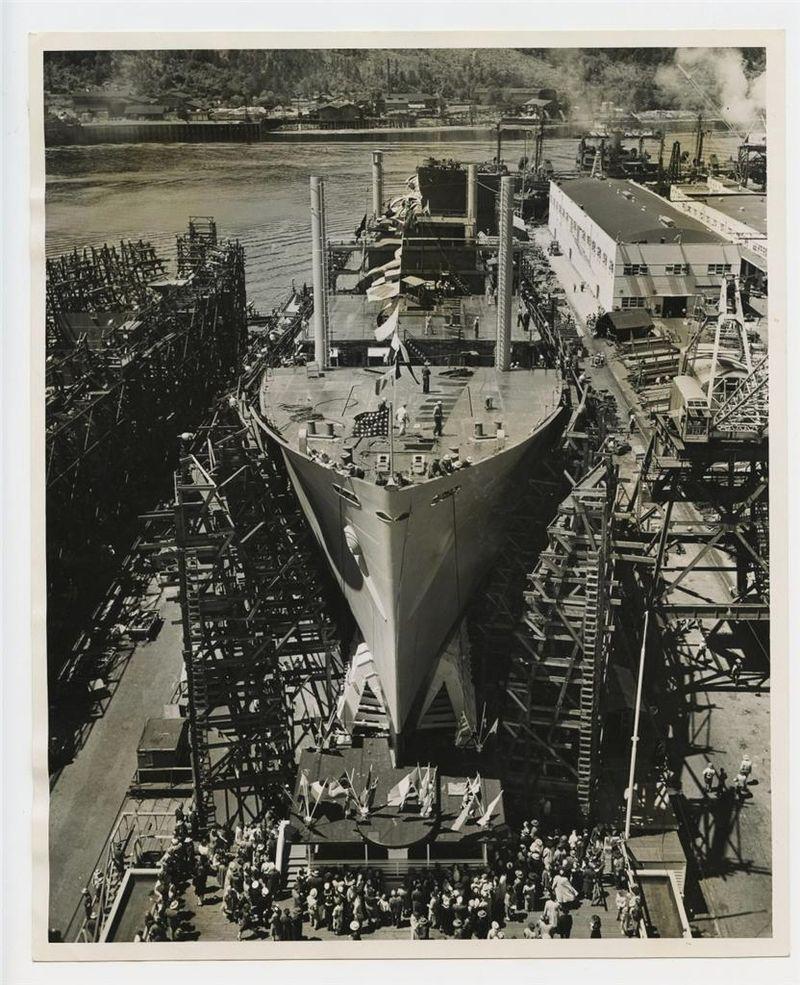 Kaiser ship
