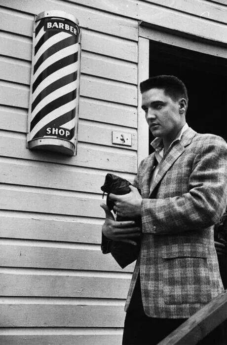 Elvis barber