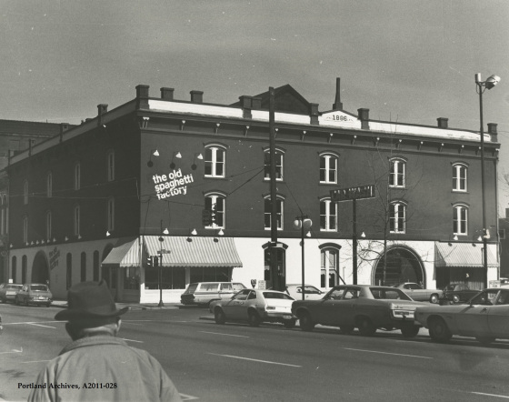 1965-c_inner-sw-historic-buildings-and-storefronts_old-spaghetti-factory-on-sw-pine_a2011-028