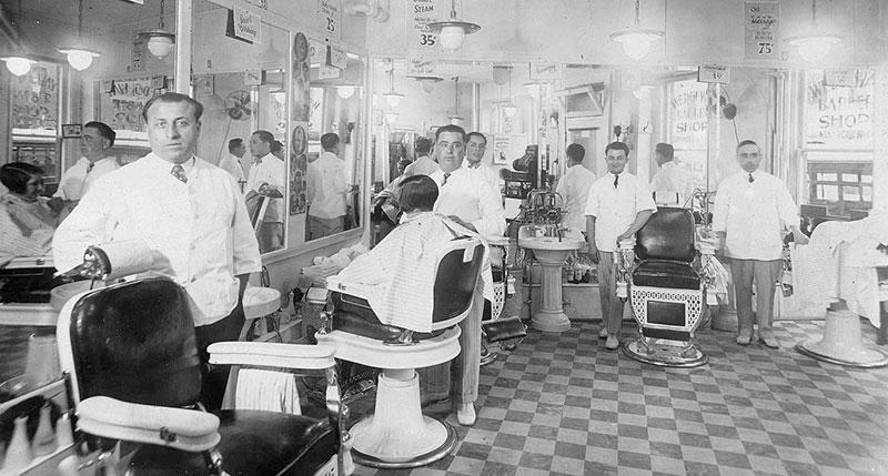1949-Louis-Barber-Shop