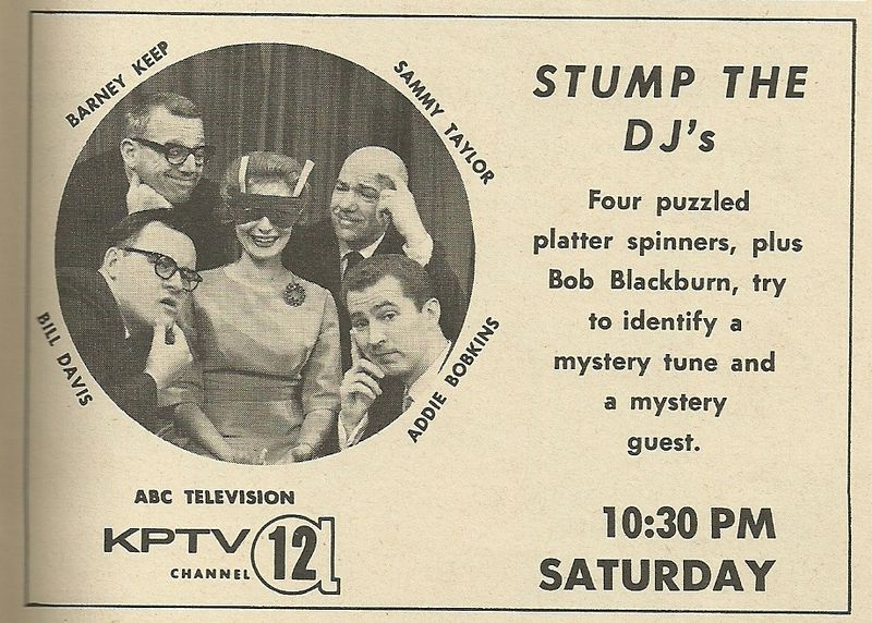Stump the djs