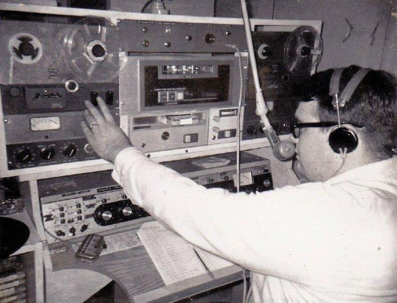 Old School DJ Classic Radio Broadcasting