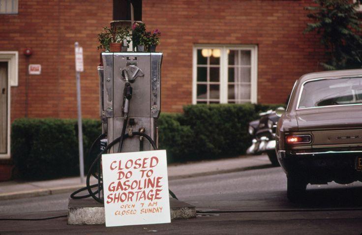 GAS SHORT