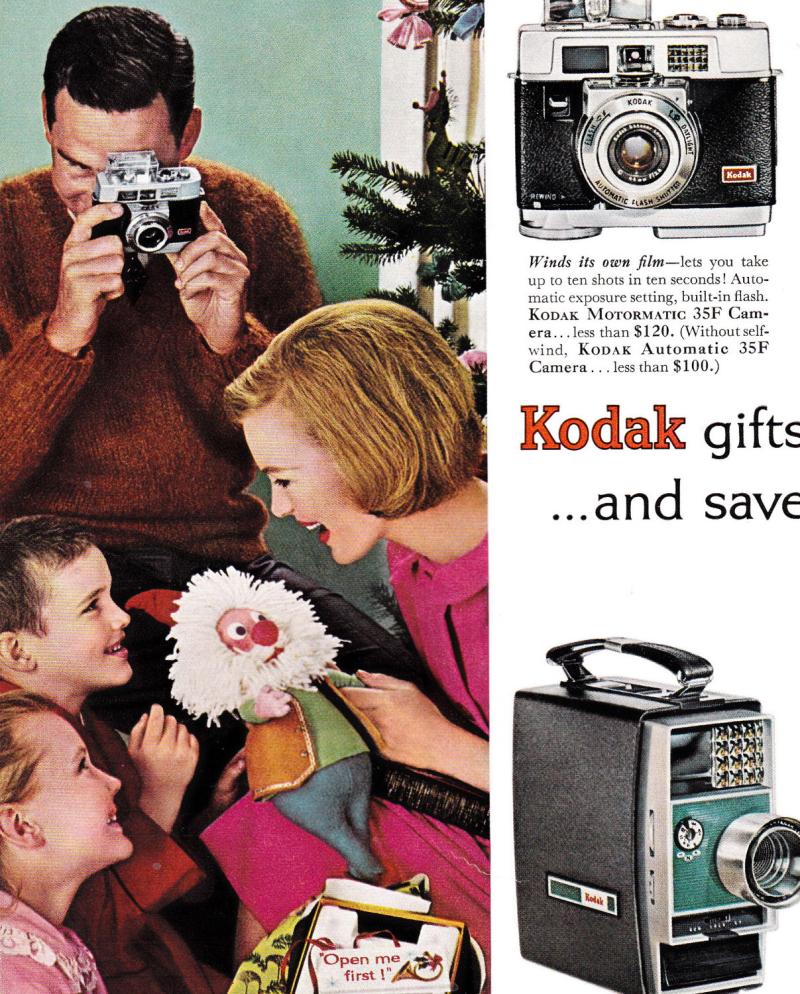 Kodak xmas