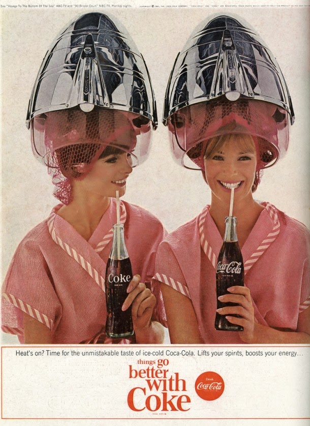 Coca-Cola magazine ads from 1960s (15)