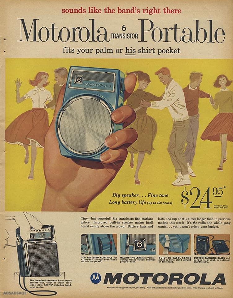 Motorolas
