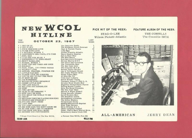 Wcol radio