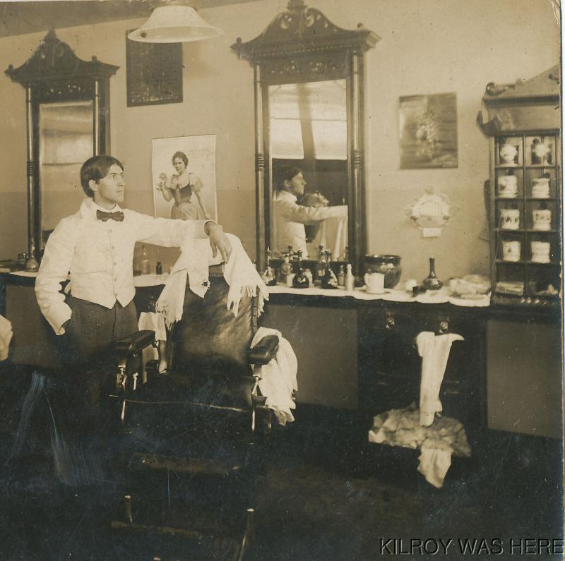 Barber 500